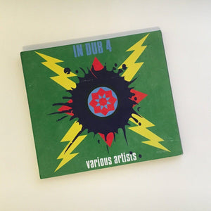 Various Artists - In Dub 4 - Limited Edition Compact Disc Cold Busted