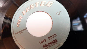 "Poldoore & Emapea - This Road / Rudeboy - Limited Edition 7"" Vinyl Cold Busted"