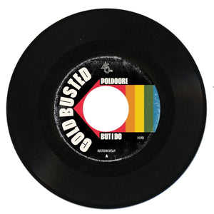 "Poldoore & Akshin Alizadeh - But I Do / Woman - Limited Edition 7"" Vinyl Cold Busted"
