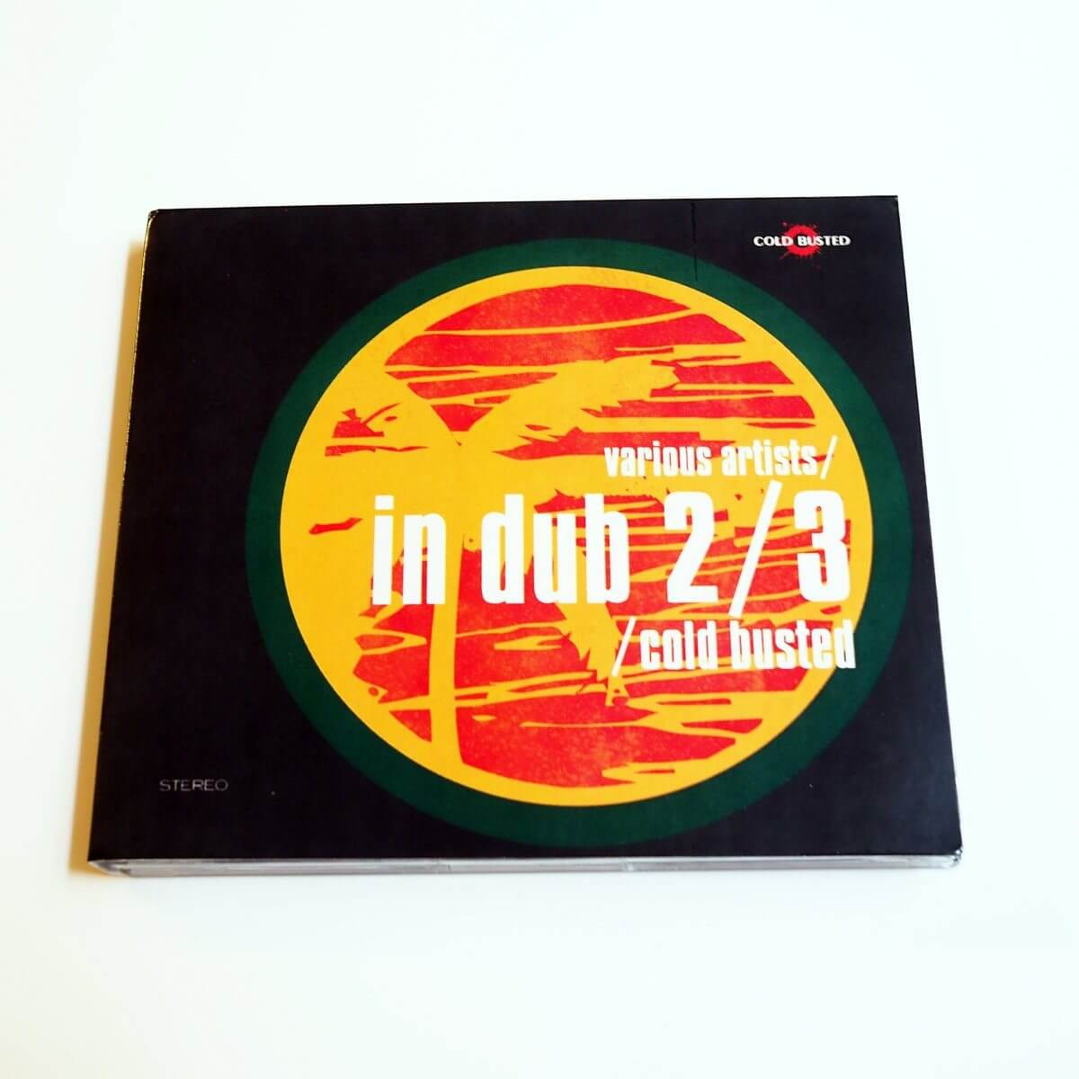 Various Artists - In Dub 3 - In Dub 2 & 3 Limited Edition Double Compact Disc Cold Busted