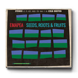 Emapea - Seeds, Roots & Fruits - Limited Edition Compact Disc Cold Busted