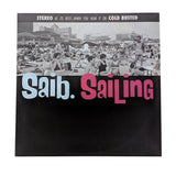 "saib. - Sailing - Limited Edition 12"" Vinyl Cold Busted"