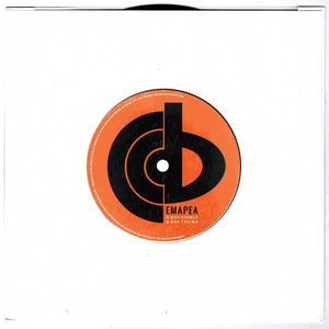 "Emapea - B-Boy Stance / B-Boy Theme - Limited Edition 7"" Vinyl Cold Busted"