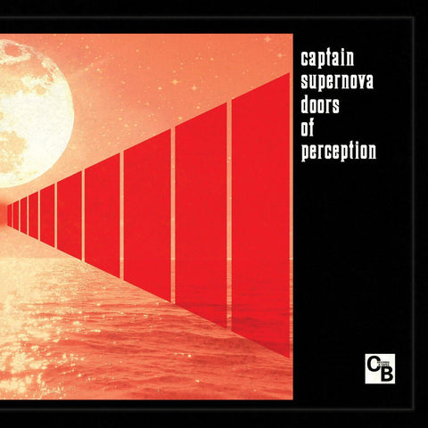Captain Supernova - Doors of Perception -  Cold Busted