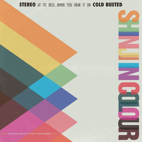 Shinji - In Colour -  Cold Busted