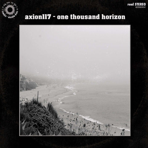 Axion117 - One Thousand Horizon -  Cold Busted