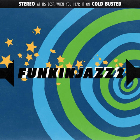 Various Artists - Funkinjazz 2 -  Cold Busted