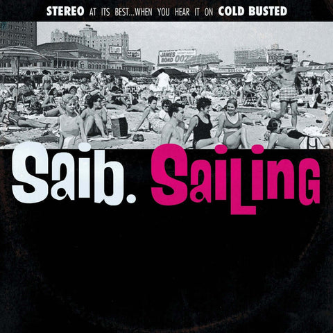 saib. - Sailing -  Cold Busted