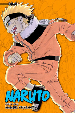 NARUTO 3-IN-1 EDITION 06