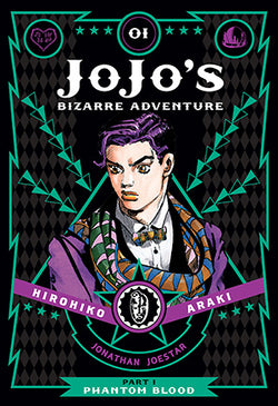 JoJo's Bizarre Adventure: Part 1--Phantom Blood, Vol. 1