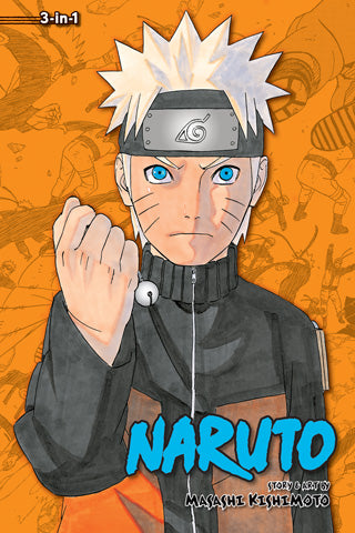 NARUTO 3-IN-1 EDITION 16