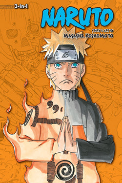 NARUTO 3-IN-1 VOL 20