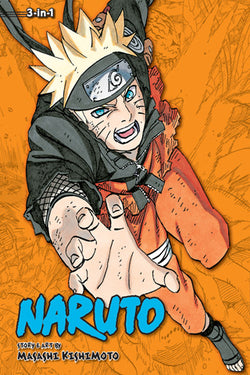 NARUTO 3-IN-1 EDITION 23
