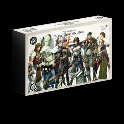 Guild Ball The Faithful New Beginnings