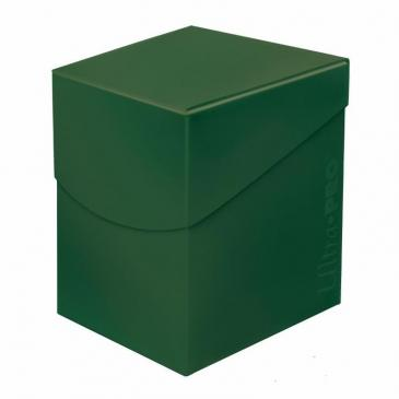 Ultra Pro Eclipse Deck Box (100) Forest Green