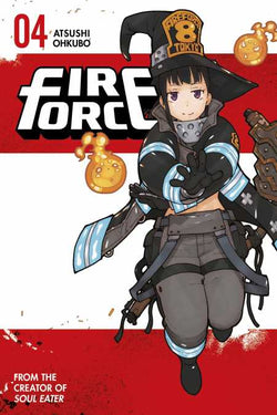 FIRE FORCE 04