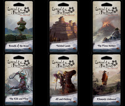 Elemental Cycle L5R LCG