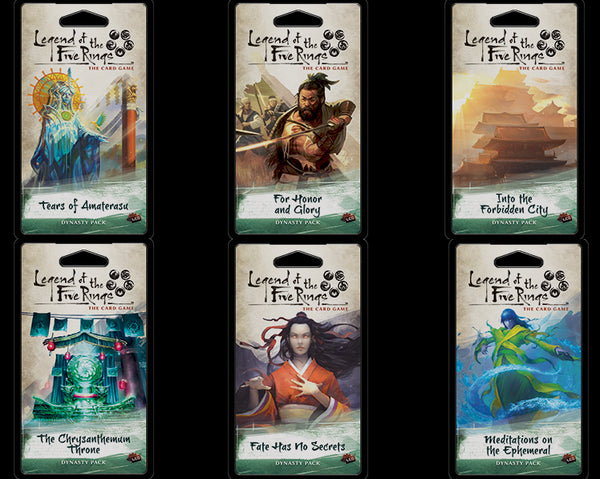 Imperial Cycle L5R LCG