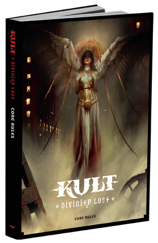 KULT RPG: Divinity Lost, 4th Edition Core Rulebook