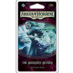 The Boundary Beyond Mythos Pack: Arkham