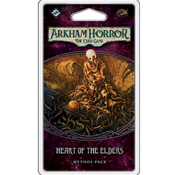 Heart of the Elders: Arkham Horror LCG E
