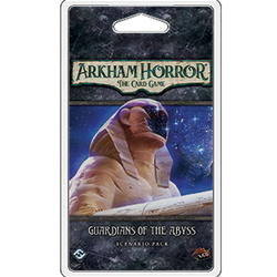 Guardians of the Abyss: Arkham Horror LCG