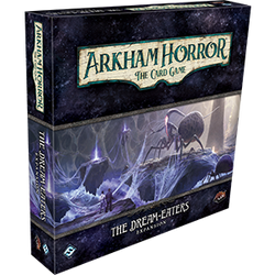 The Dream-Eaters: Arkham Horror LCG Deluxe Expansion