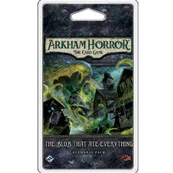 The Blob that Ate Everything: Arkham Horror
