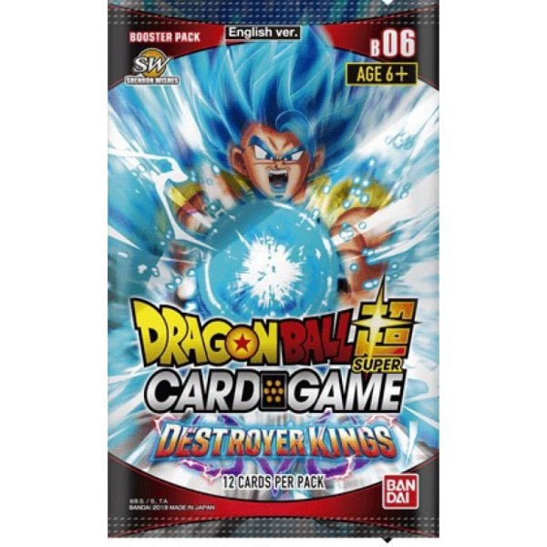 DBS CG: Booster Pack B06 Destroyer Kings