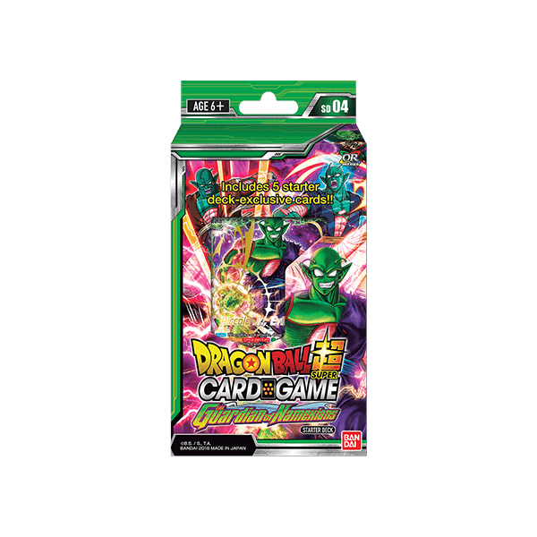 DBS: Starter Deck The Guardian of Namekians