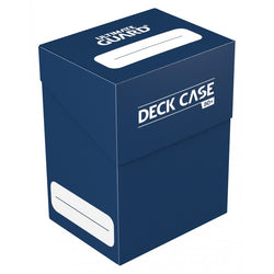 Ultimate Guard Deck Case 80+ Dark Blue