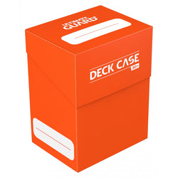 Ultimate Guard Deck Case 80+ Orange