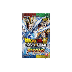 Dragon Ball Super CG: Assault of the Saiyans Booster Pack B07