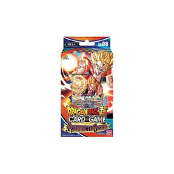 DRAGONBALL SUPER CARD GAME: RESURRECTED FUSION STARTER DECK