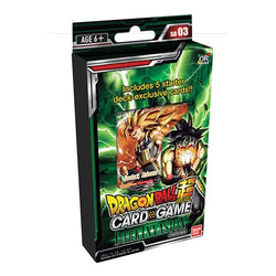DRAGONBALL SUPER CARD GAME: THE DARK INVASION STARTER DECK