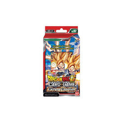 DRAGONBALL SUPER CARD GAME: THE EXTREME EVOLUTION STARTER DECK