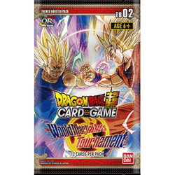 Dragon Ball Super CG: Themed Booster TB02 World Martial Arts Tournament