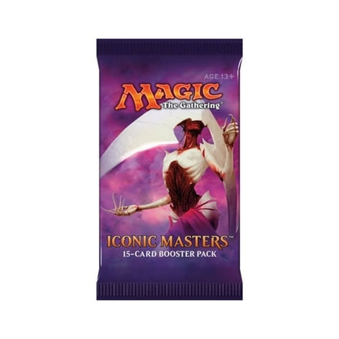 MTG: Iconic Masters Booster