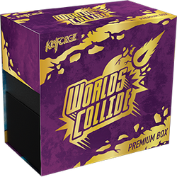 Worlds Collide Premium Box: KeyForge