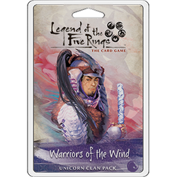Warriors of the Wind Expansion L5R LCG