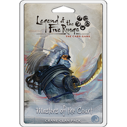 Masters of the Court Crane Clan Pack L5R