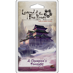 A Champions Foresight: L5R LCG