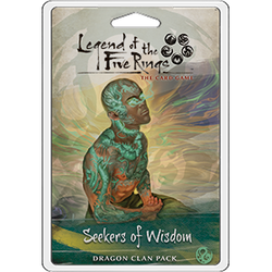 Seekers of Wisdom Clan Pack: L5R LCG