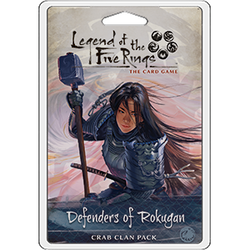 Defenders of Rokugan Clan Pack: L5R LCG