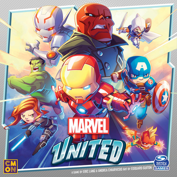 Marvel United Kickstarter Exclusive