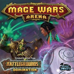 Mage Wars Arena Domination