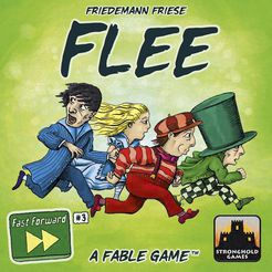 Flee (Fast Forward Series 3)