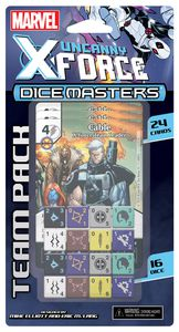 X-Force Team Pack: Marvel Dice Masters