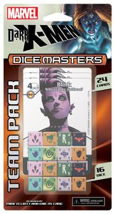 Dark X-Men Team Pack: Marvel Dice Master