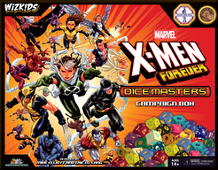 X-Men Forever Campaign Box: Marvel Dice